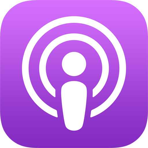 App Icon Apple Podcasts