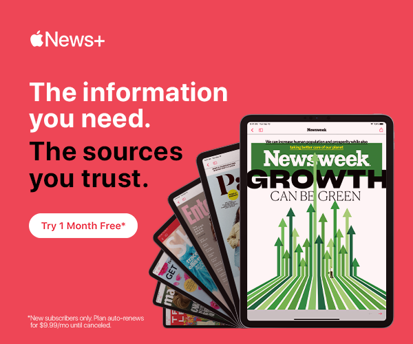 Try Apple News