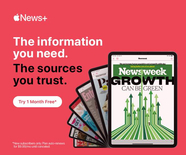 Try Apple News