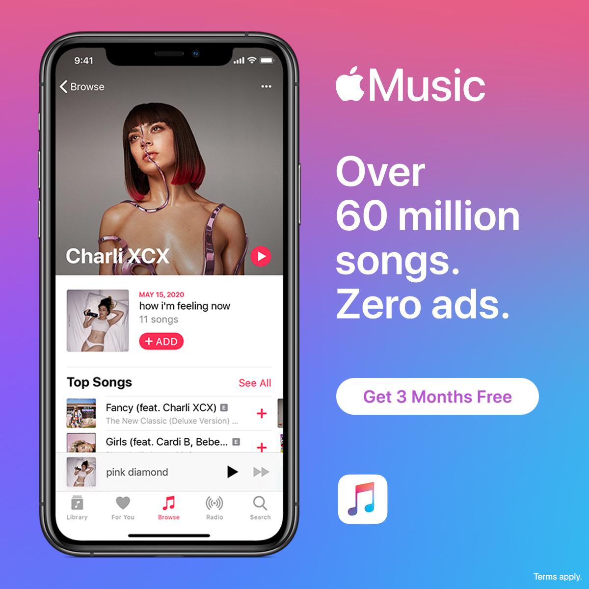 Apple Music Subscibe